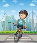 port du casque à vélo