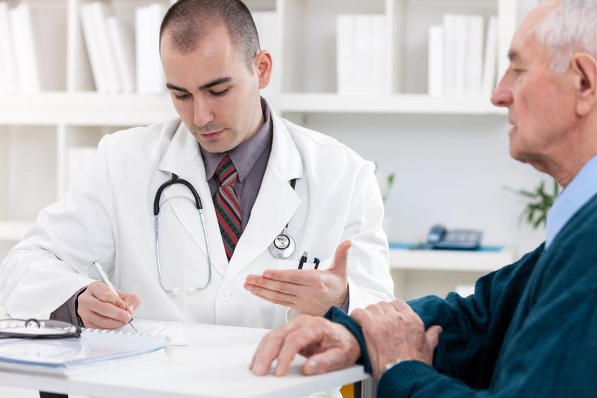 visite médicale sénior