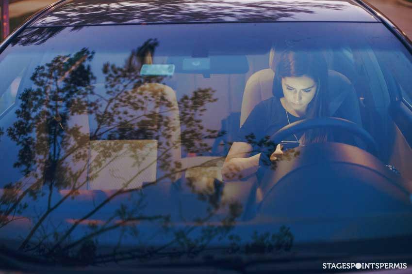 Augmentation des comportements à risque sur le trajet domicile-travail