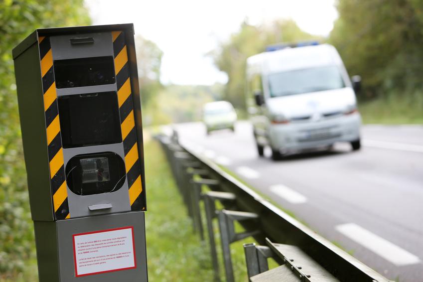 91,2 % des recettes des radars automatiques ont été utilisés pour la sécurité routière en 2017