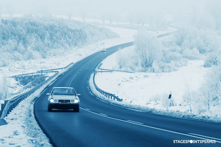 Nos conseils pour bien conduire en hiver