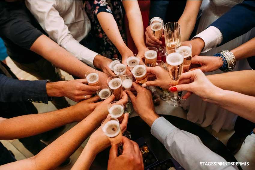 Fêtes de fin d'année : attention à l'alcool au volant !