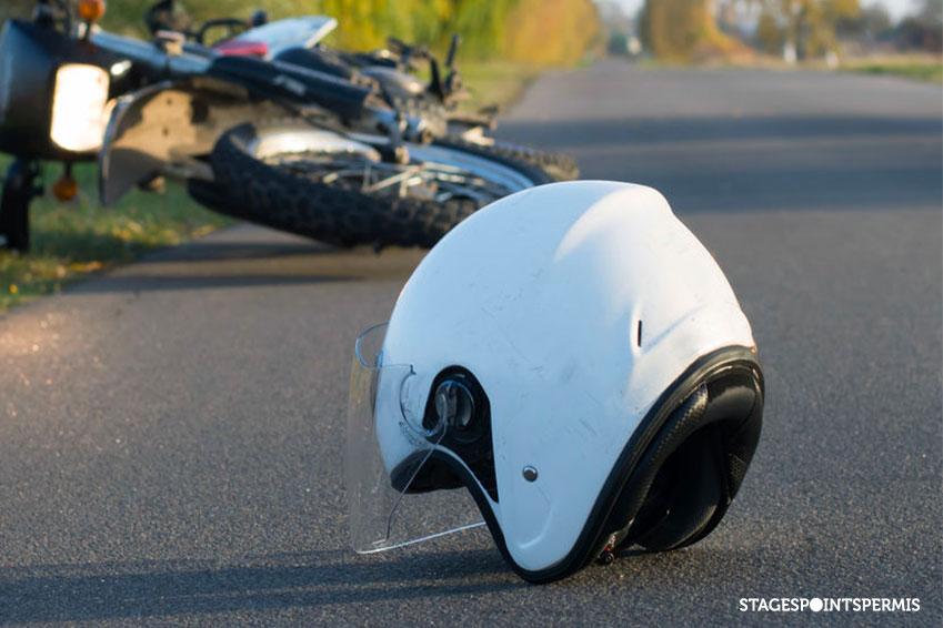 Chute à moto, tout ce qu'il faut savoir afin de l'éviter