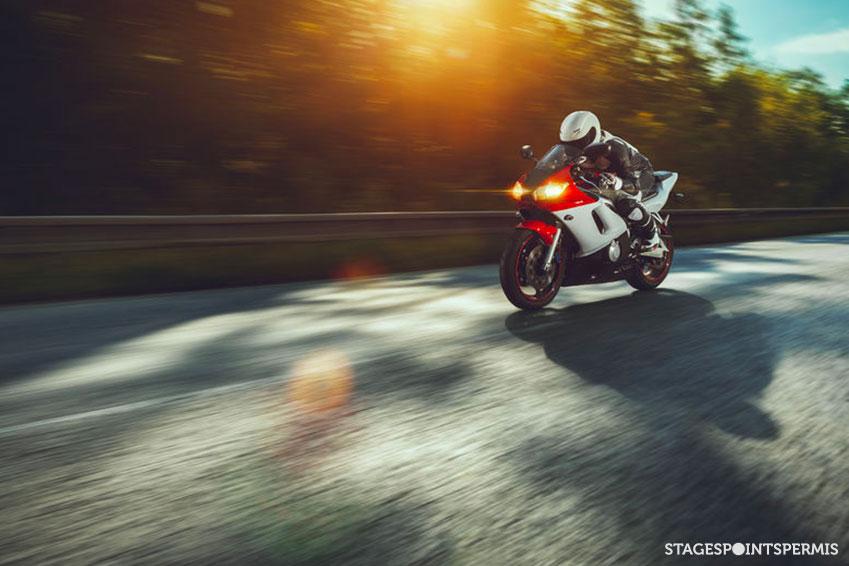 Récupérer des points sur son permis moto A2 et A