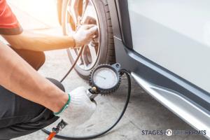 Quelle pression pour les pneus de mon véhicule?