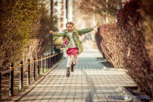 Rentrée scolaire : apprendre la sécurité routière à ses enfants